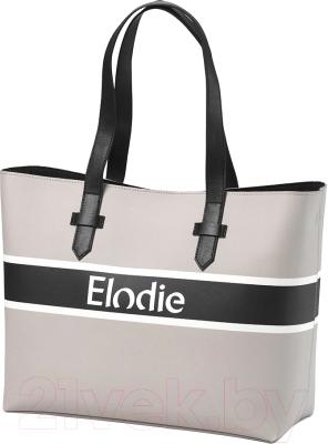 Сумка для коляски Elodie Saffiano Logo Tote / 50670140112NA