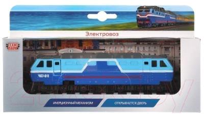 Элемент железной дороги Технопарк Локомотив / SB-16-07-BL-WB