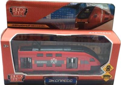 Элемент железной дороги Технопарк Поезд экспресс / SB-18-15WB.19