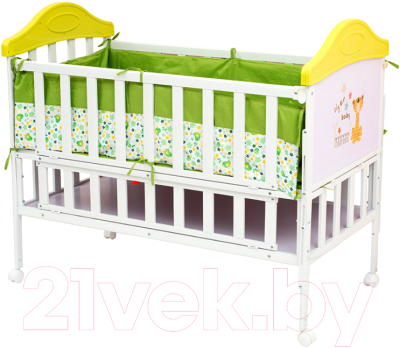 Детская кровать-трансформер Babyhit Sleepy