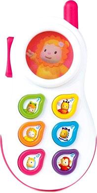 Развивающая игрушка Smoby Телефон (211314)