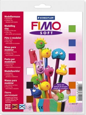 Набор для лепки Fimo Soft 8023-10