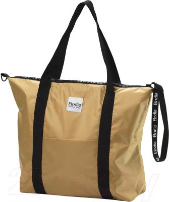 Сумка для коляски Elodie Soft Shell Gold / 50670133172NA