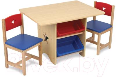 Комплект мебели с детским столом KidKraft Star / 26912-KE