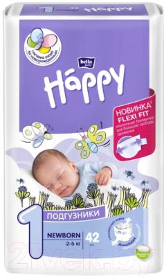 Подгузники детские Bella Baby Happy Start Newborn Air 2-5кг