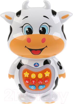 Развивающая игрушка Умка Бычок-сказочник.  Маршак С. / STORY-COW