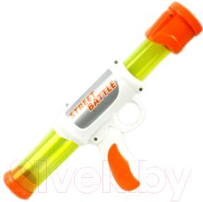 Бластер игрушечный 1Toy Street Battle / Т13647