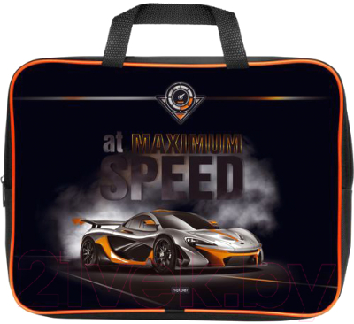 Папка-портфель Hatber Super Car / NSn-80017