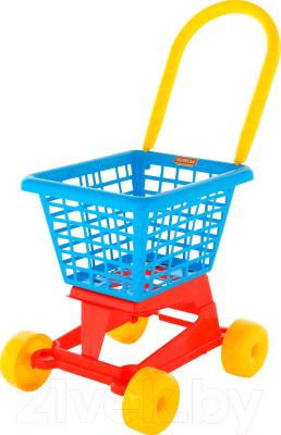 Тележка игрушечная Полесье Supermarket №1 / 61980
