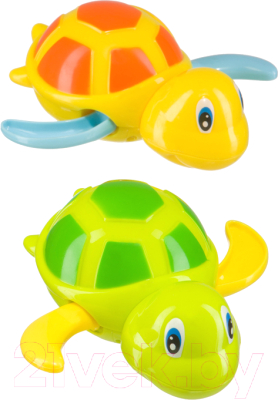 Набор игрушек для ванной Happy Baby Swimming Turtles / 331843