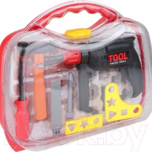 Набор инструментов игрушечный Tegole Юный строитель / T106