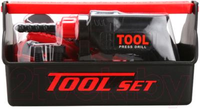 Набор инструментов игрушечный Tegole Юный строитель / T115