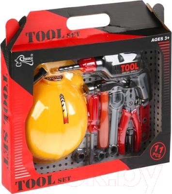 Набор инструментов игрушечный Tegole Умелые руки / T1464