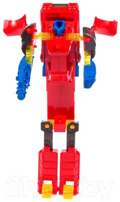 Игрушка-трансформер 1Toy Трансботы. Звездный арсенал: Плазмобот / T16333