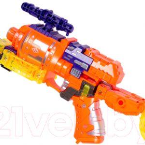 Игрушка-трансформер 1Toy Трансботы. Звездный арсенал: Атомик / T16334