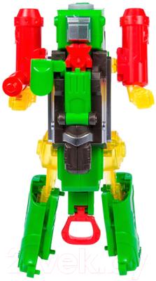 Игрушка-трансформер 1Toy Трансботы. Звездный арсенал: Лазербот / T16336
