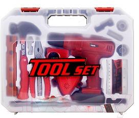 Набор инструментов игрушечный Tegole Юный строитель / T1801