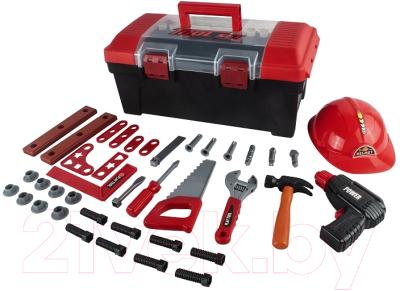 Набор инструментов игрушечный Tegole Юный строитель / T1803A