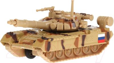Танк игрушечный Технопарк T-90 / SB-16-19-T90-S-WB