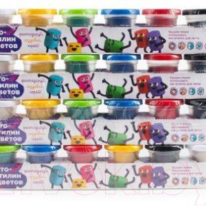 Набор для лепки Genio Kids Тесто-пластилин / TA1009BP