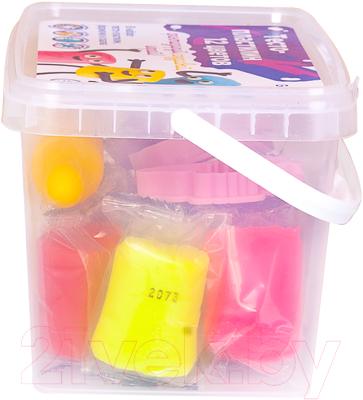 Набор для лепки Genio Kids Тесто-пластилин / TA1068V