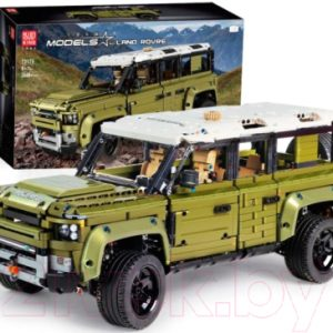 Конструктор Mould King Technic Автомобиль Land Rover Defender / 13175