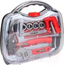 Набор инструментов игрушечный Tegole Юный строитель / TG206
