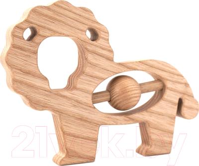 Прорезыватель для зубов Polle Toys Лев TO0218AS00