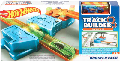 Автотрек гоночный Hot Wheels Track Builder / GBN81