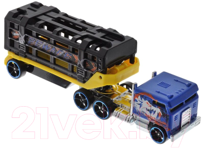 Трейлер игрушечный Hot Wheels Track Stars / BFM60/BFM61