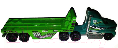 Трейлер игрушечный Hot Wheels Track Stars / BFM60/BFM63