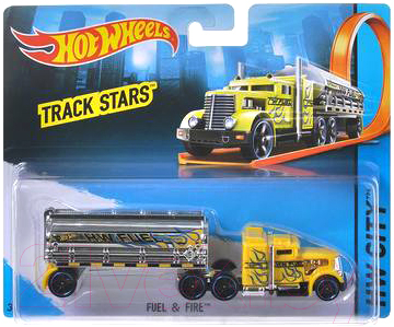 Трейлер игрушечный Hot Wheels Track Stars / BFM60/BFM64