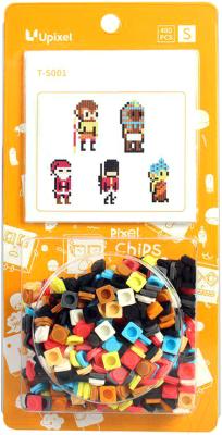 Пиксели-биты Upixel T-S001 / 80941U