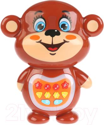 Развивающая игрушка Умка Медвежонок сказочник / TT621-2-R
