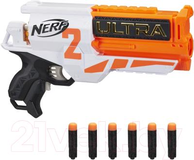 Бластер игрушечный Hasbro Нерф Ультра Two / E7922