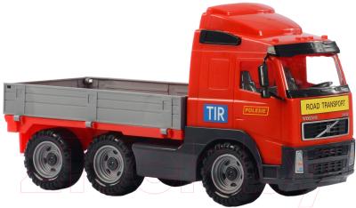 Автомобиль игрушечный Полесье Volvo бортовой / 9463