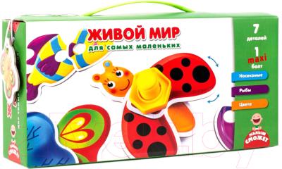 Развивающая игра Vladi Toys Игра с болтами / VT2905-09