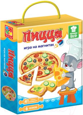 Развивающая игра Vladi Toys Магнитная кулинарная игра / VT3004-08