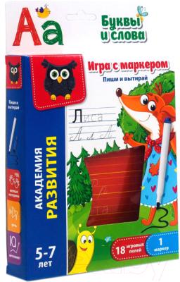 Развивающая игра Vladi Toys Базовый уровень / VT5010-03