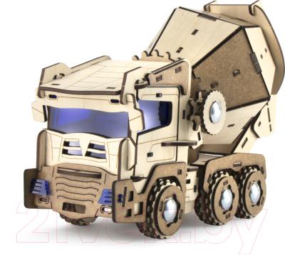 Сборная игрушка Woody Бетономешалка / 02604