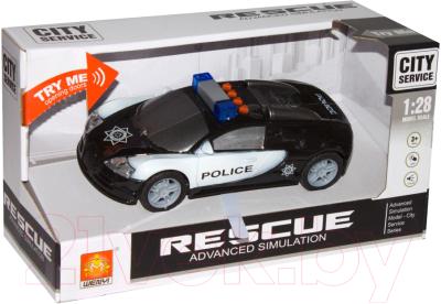 Автомобиль игрушечный WenYi Полиция / WY630B