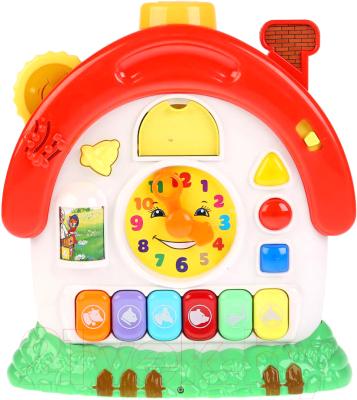 Развивающая игрушка Умка Домик / ZY107463-R