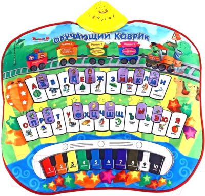 Развивающий коврик Zhorya Азбука / ZYE-E0039
